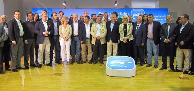 Consejo De Alcaldes Del PP Andaluz