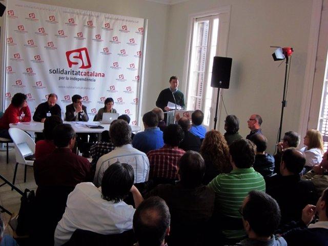Consejo Nacional De Solidaritat Per La Independència (SI)