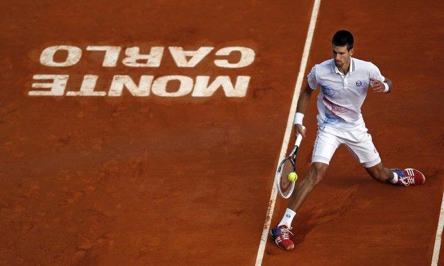 El Tenista Serbio Y Número Uno Del Mundo, Novak Djokovic
