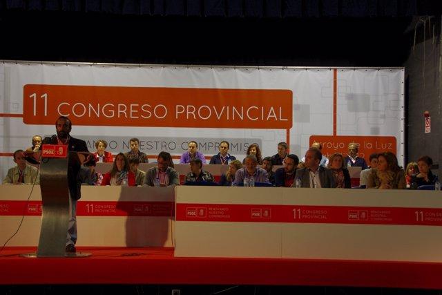 Nueva Ejecutiva Provincial Del PSOE