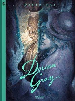 Portada Del Cómic 'Dorian Gray', Del Vallisoletano Enrique Corominas