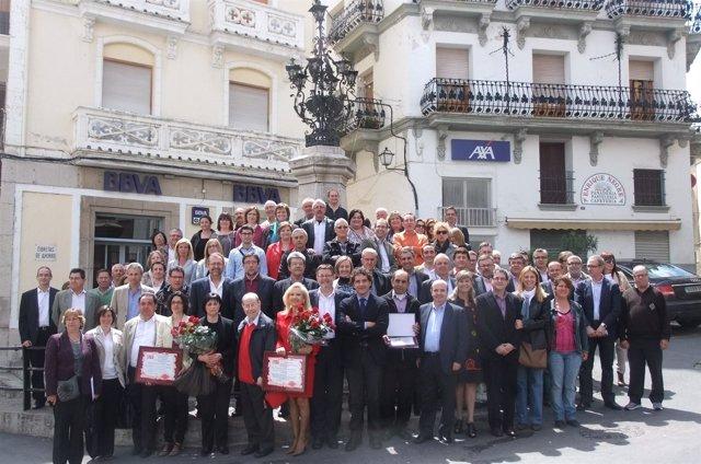 Asistentes A La Jornada De Municipalismo Del PSOE En Lucena