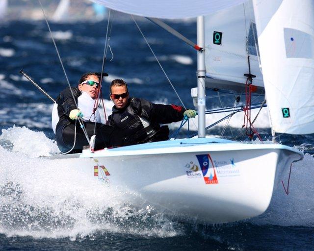 Trujillo Se Sitúa En El Podio Provisional De La Semana Olímpica Francesa