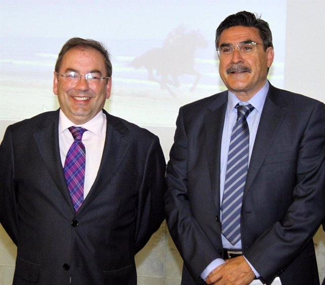 Luis Rosado Y Llisterri, Instantes Antes De La Apertura Del Congreso