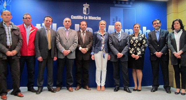 Casero Y Alcaldes PP Comarca Ocaña