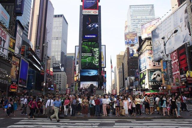econom a turismo nueva york prev millones de