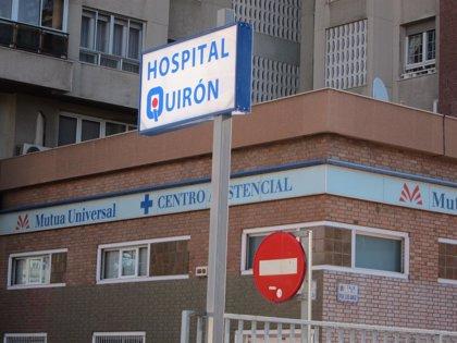 Aragón.-Quirón Zaragoza hace, por primera vez en Aragón, un diagnóstico PET TAC con fluorocolina para cáncer de próstata