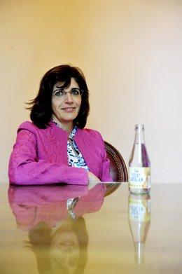 Investigadora Pilar Vaquero