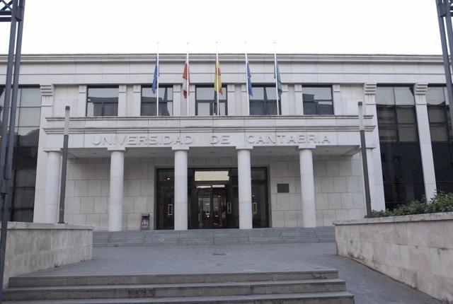 Rectorado De LA Universidad De Cantabria