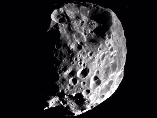 Phoebe, Luna De Saturno