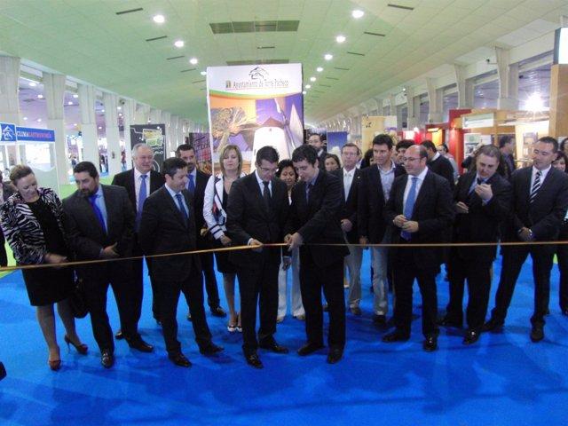 Inauguración De Turismur 2012