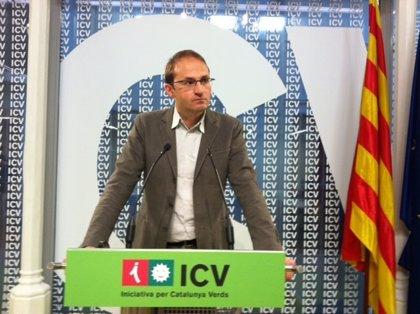 ICV critica que el Govern plantee más recortes sanitarios en vez de plantarse ante Rajoy