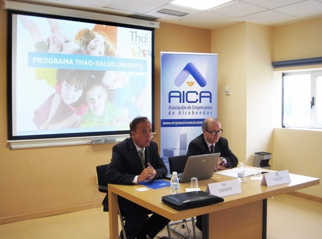 Firma Convenio AICA Y Fundación Thao
