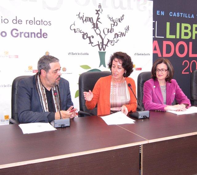 Presentación Del Concurso De Relatos Campo Grande