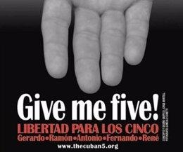 Campaña A Favor De 'Los Cinco' En Estados Unidos.
