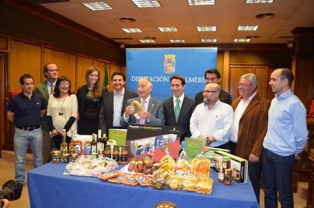 Presentación De Productos De Almería