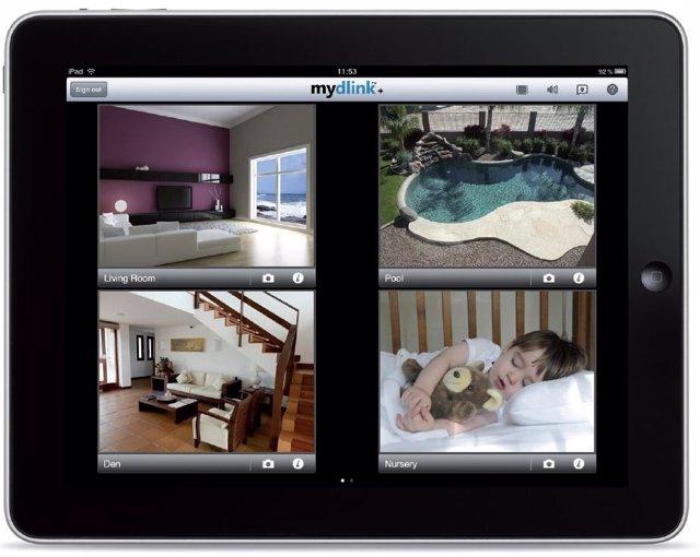 D-Link Videovigilancia