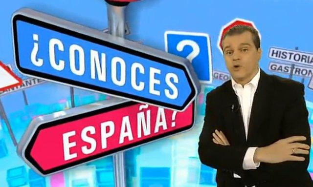 Ramón García En '¿Conoces España?'