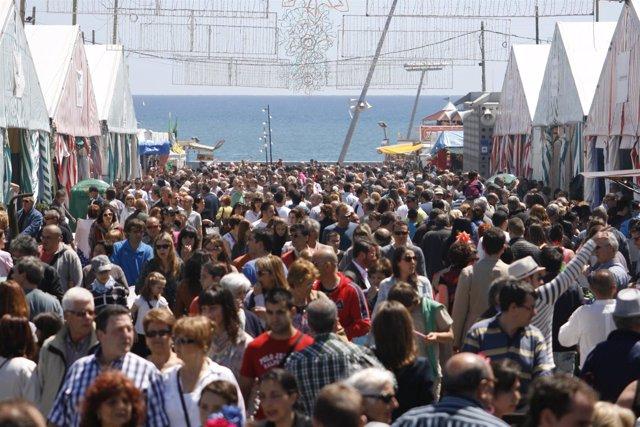 Feria De Abril De Catalunya 2012
