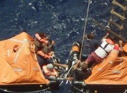 Rescate Del 'Loamar Segundo'