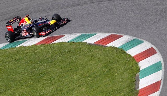 Vettel Rodó Este Miércoles En Mugello
