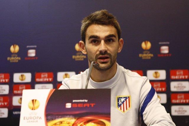 Adrian Atletico De Madrid