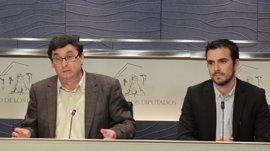 """IU reclama la """"intervención inmediata"""" de Bankia"""
