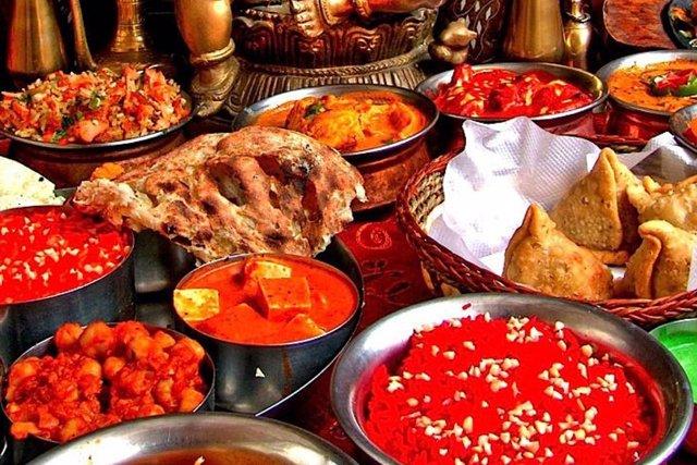 Taller Cocina Diwali
