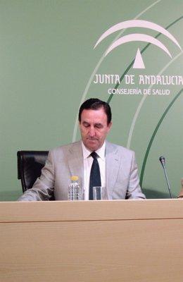 El Presidente Del Consejo Andaluz De Médicos, Javier De Teresa
