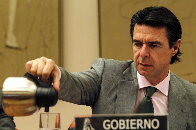 Ministro De Industria, Energía Y Turismo, José Manuel Soria
