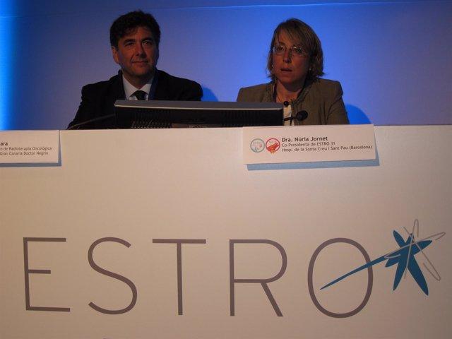 Presentación Del 31 Congreso Europeo De Oncología Radioterápica