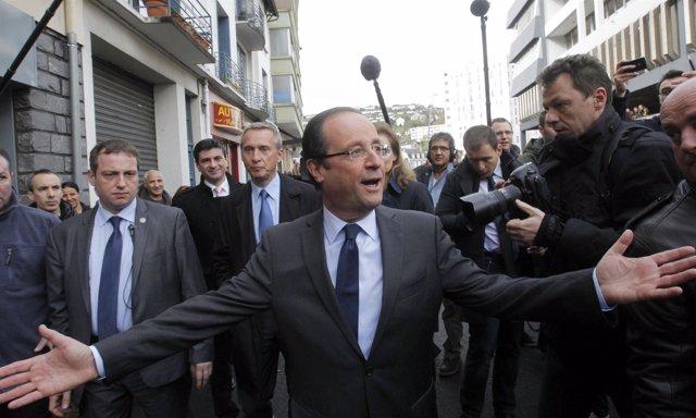 Francois Hollande,