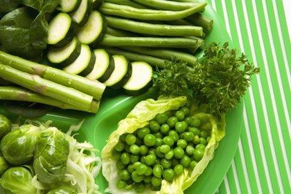 Uno de cada 50 niños sufre alergia a los alimentos vegetales