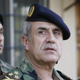 el general michel suleiman nuevo presidente de Líbano