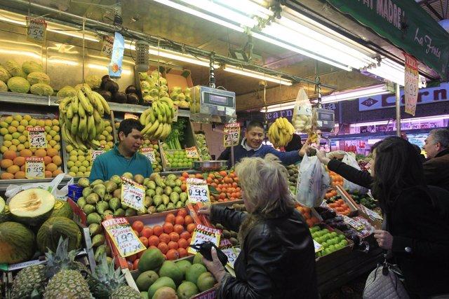 IPC, Precios, Mercado