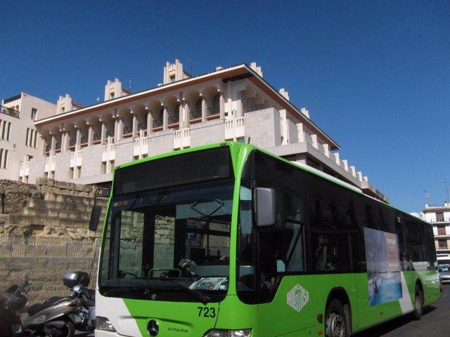 Autobús De Aucorsa