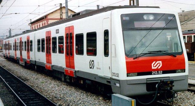Tren de FGC