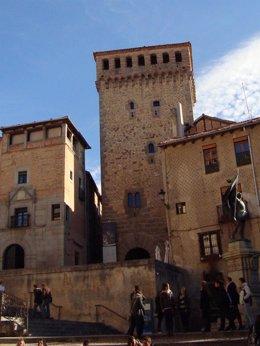 El Torreón De Lozoya, Centro Expositivo De Caja Segovia