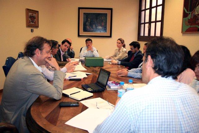 Comisión Urbanismo Toledo