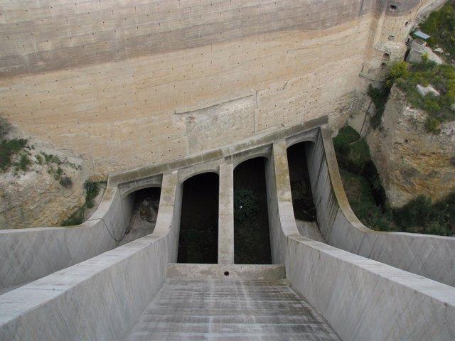 Presa De Puentes En Lorca.