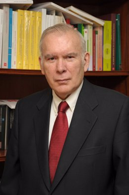 El Presidente Del CCP, Luis Gámir