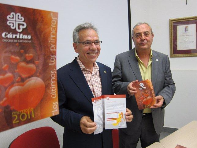 Leante Y Sánchez En La Rueda De Prensa