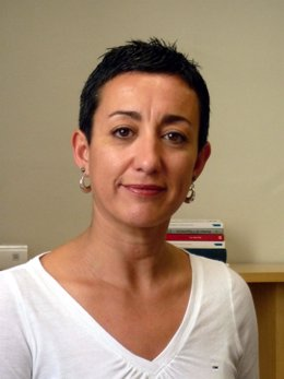 La presidenta del Instituto Catalán de las Mujeres, Montse Gatell