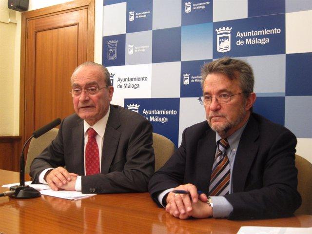 Francisco de la Torre y Diego Maldonado