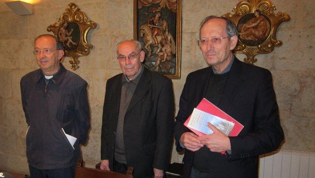 El Deán De La Catedral De Salamanca, Ángel Rodríguez