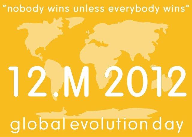 """Cartel De Las Movilizaciones Del """"Mayo Global"""" Del 15M"""