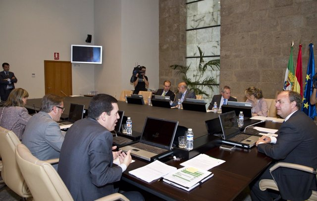 Reunión Consejo De Gobierno