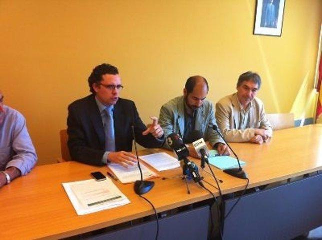 Acuerdo Para Retirar Los Residuos Químicos De La Fábrica De Massó I Carol