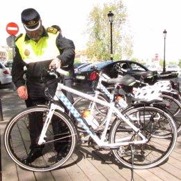 La Bicicleta: Nuevo Vehículo De La Policía Local