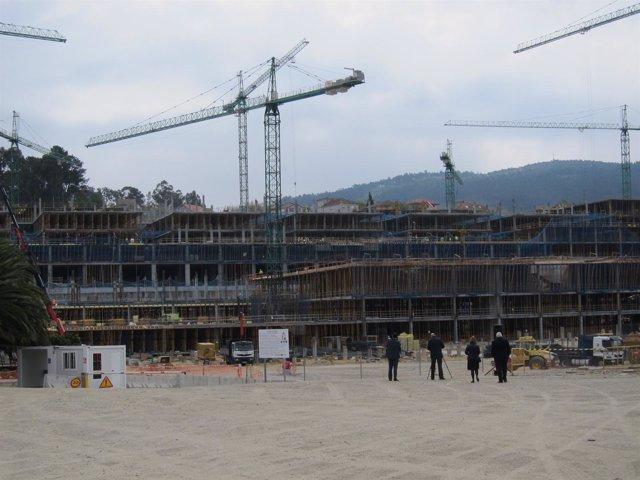 Obras Del Nuevo Hospital De Vigo